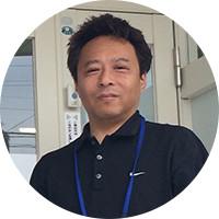 代表取締役・管理者 宮川 泰広